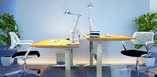 Ergonomický kancelářský a dílenský stůl ALNAK®