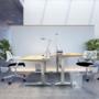 Představujeme: Výškově nastavitelné stoly ALNAK®