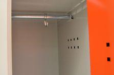 Atypické šatní skříně - Atypické šatní skříně - vybavení šatny ZŠ
