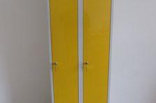 Dvoudveřová šatní skříň AN 30 2 1 R 1023 -