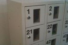 - Bezpečnostní schránky pro zaměstnance