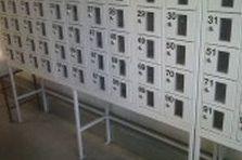 Bezpečnostní schránky pro zaměstnance