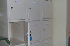 - Boxové skříně pro fitcentrum Praha 6