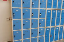 - Šatní skříňky a boxy pro výrobní závod v Liberci