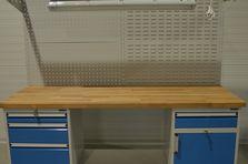 Dílenský stůl ALCERA® - Dílenské pracovní stoly ALCERA®