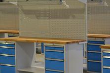 Dílenské stoly ALCERA® - Dílenské pracovní stoly ALCERA®