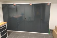 Dílenské skříně - Dílenský nábytek do garáže soukromníka