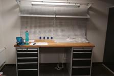 Dílenský stůl - Dílenský nábytek do garáže soukromníka