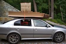 Dílenský nábytek nainstalován, úklid proveden - Dílenský nábytek do garáže soukromníka