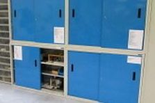 - Dílenský pracovní nábytek pro laboratoř