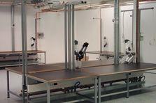 Dodávka a montáž speciálních ESD pracovišť a šatních skříní