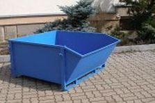 - Dodávka barevných nádob na kovový odpad.