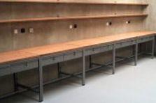 - Dodávka dílen, laboratoří a pracovišť pro AVU