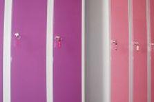 Šatní skříňky - fitness pro ženy - Šatní skříně pro fitness
