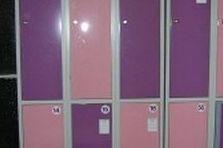 Vybavení šaten fitcentra - Vybavení šaten fitcentra