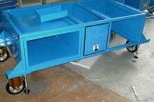 - Měřící stoly