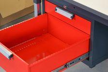 Podvěsný kontejner řady UNI - Montážní stoly ALSOR®
