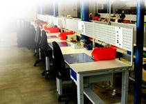 Pracovní stoly montážní