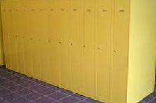 Kovové skříňky pro vybavení šaten - Kovové skříňky pro vybavení šaten