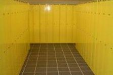 Školní šatní skříňky - Kovové skříňky pro vybavení šaten