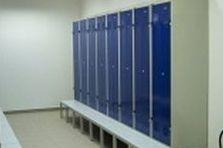 - Šatní skříně, dílenský nábytek pro výrobu, Liberecký kraj