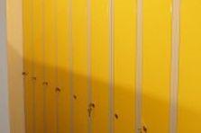 Kovové šatní skříně do laboratoře