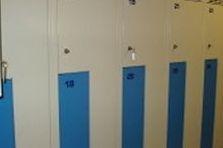 - Šatní skříně pro SPORTCENTRUM v Praze