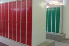 Šatní skříně pro výrobu v Libereckém kraji