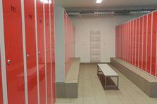 - Vybavení šaten pro výrobu v Libereckém kraji