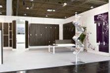 - Šatní skříňky na výstavě v Německu