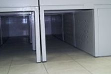 - Šatní skříňky pro výrobní závod v Třinci