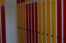 Šatní skříňky šíře oddělení 200 mm - Šatní skříňky šíře oddělení 200 mm