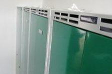 - Velkoobjemové šatní skřínky se společným uzamykáním