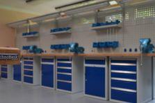 Profesionální dílenské stoly jako základ vybavení dílny - Profesionální dílenské stoly jako základ vybavení dílny