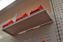 Profesionální dílenské pracoviště - Profesionální dílenské stoly jako základ vybavení dílny