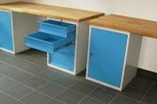 Dílenký stůl pro údržbu - Vybavení pro zdravotnické zařízení