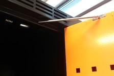Šatní skříňka - Vybavení šaten, jídelny a dílenského zázemí