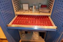 - Zásuvkové a dílenské skříně k CNC strojům